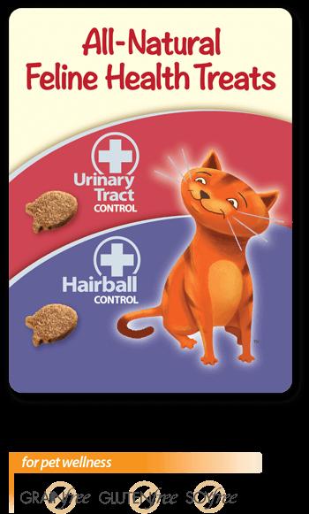 Feline Health Treats Sidebar