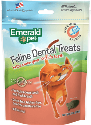 Feline Dental Treats | Salmon