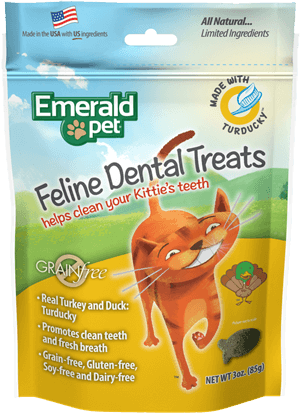 Feline Dental Treats | Turducky