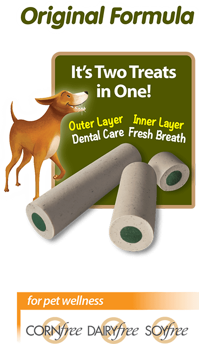 Canine Dental Treats | Original Formula