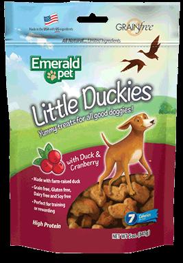Little Duckies Treats | Duck & Cranberry