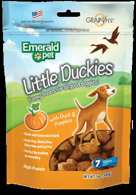 Little Duckies Treats | Duck & Pumpkin
