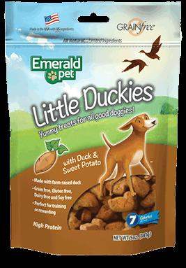 Little Duckies Treats | Duck & Sweet Potato