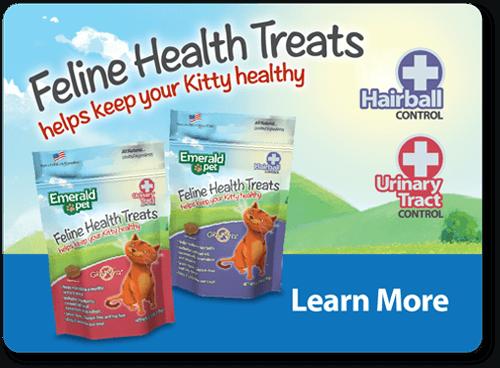 Feline Health Treats