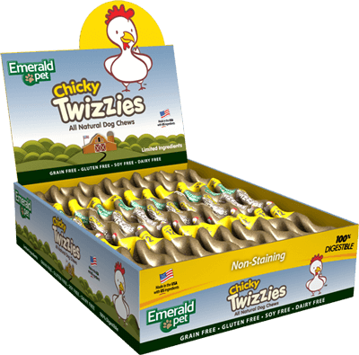 Twizzies | Chicky