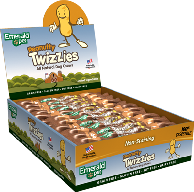 Twizzies | Peanutty