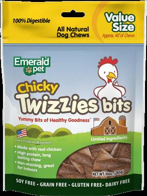 Chicky Twizzies Bits