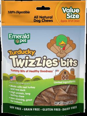 Turducky Twizzies Bits