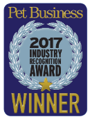 2017 pet business award