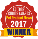 2017 Pet Product News Winner