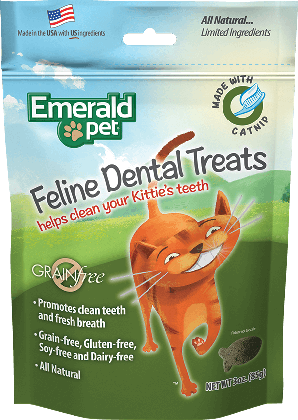 Feline Dental Treats | Catnip
