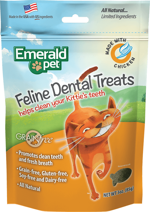 Feline Dental Treats | Chicken