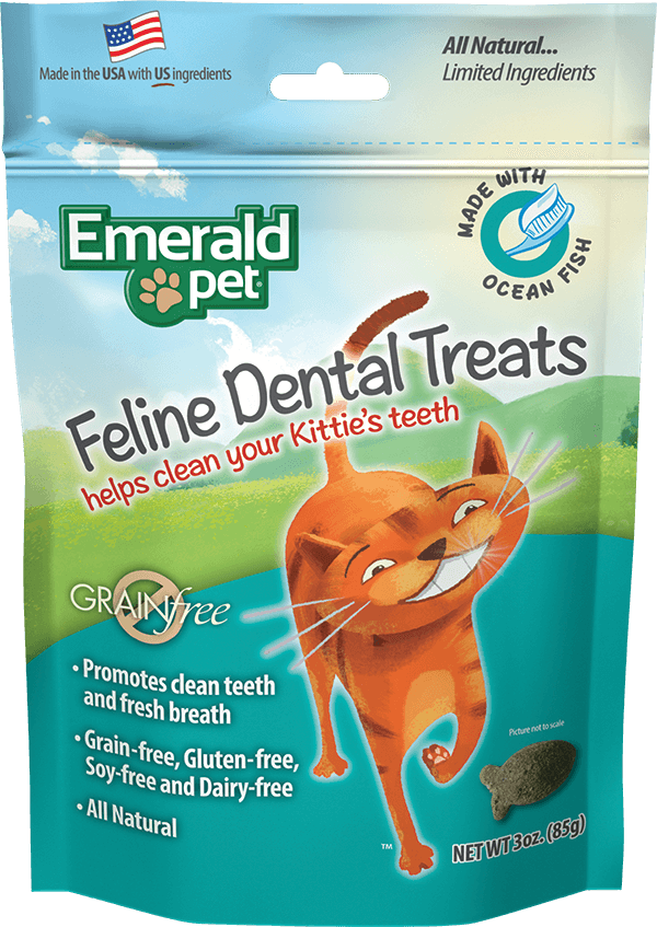 Feline Dental Treats | Ocean Fish