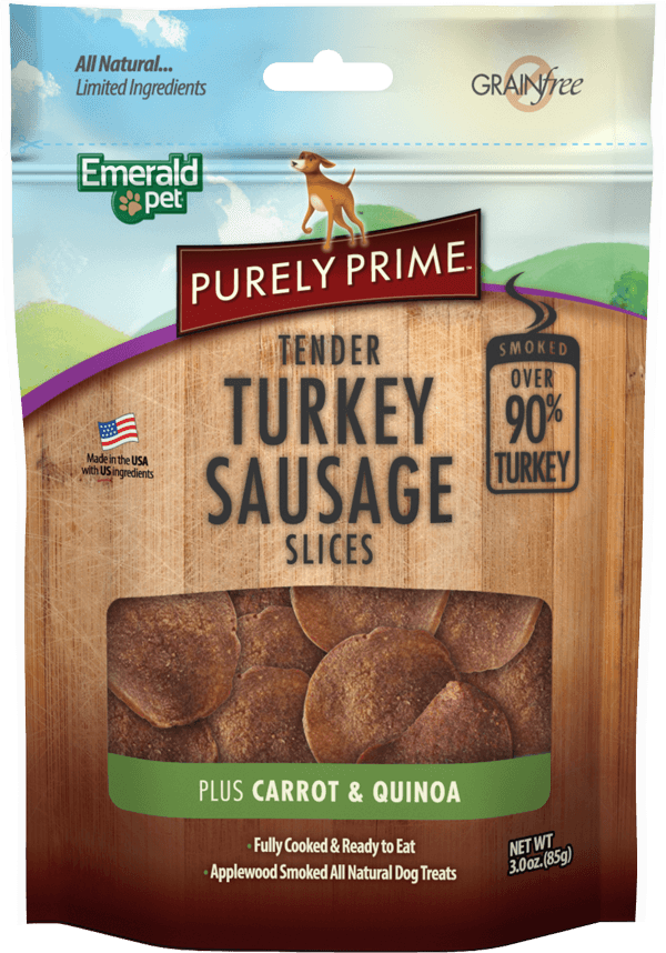 Purely Prime | Turkey plus Carrot & Quinoa
