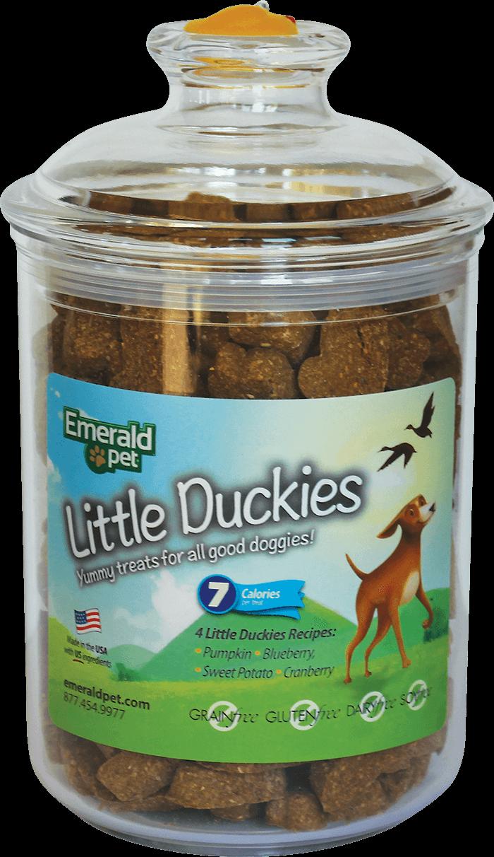Little Duckies Treat Jar