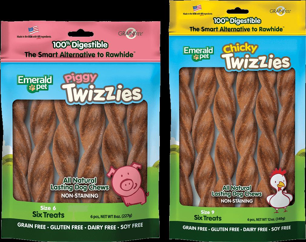 Twizzies | Chicky