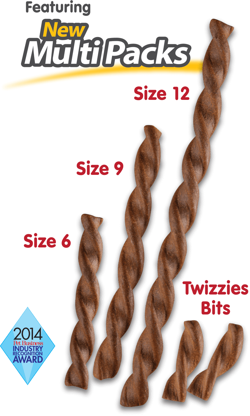Twizzies | All Natural Dog Chew!