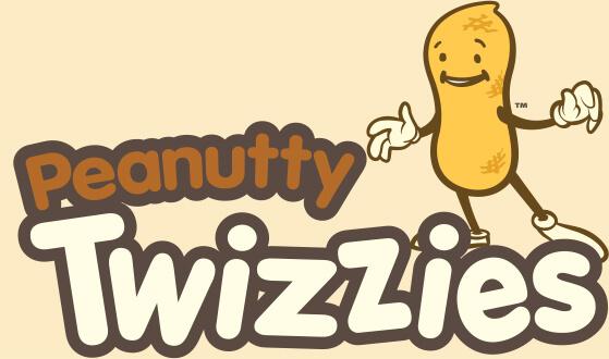 Peanutty Twizzies