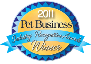 2011 pet business award winner