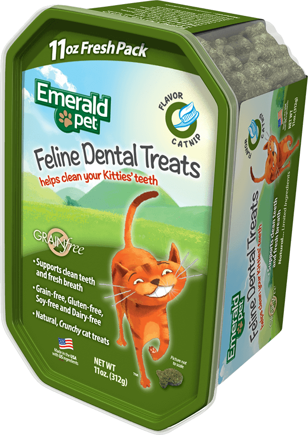 Feline Dental Treats | Salmon