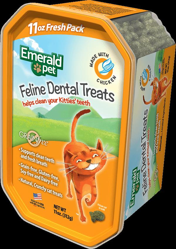 Feline Dental Treats | Ocean Fish
