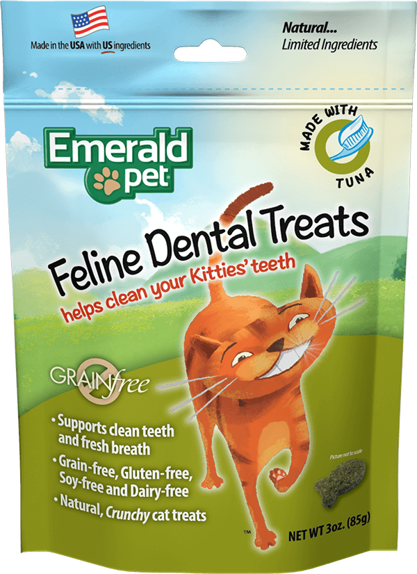 Feline Dental Treats | Catnip