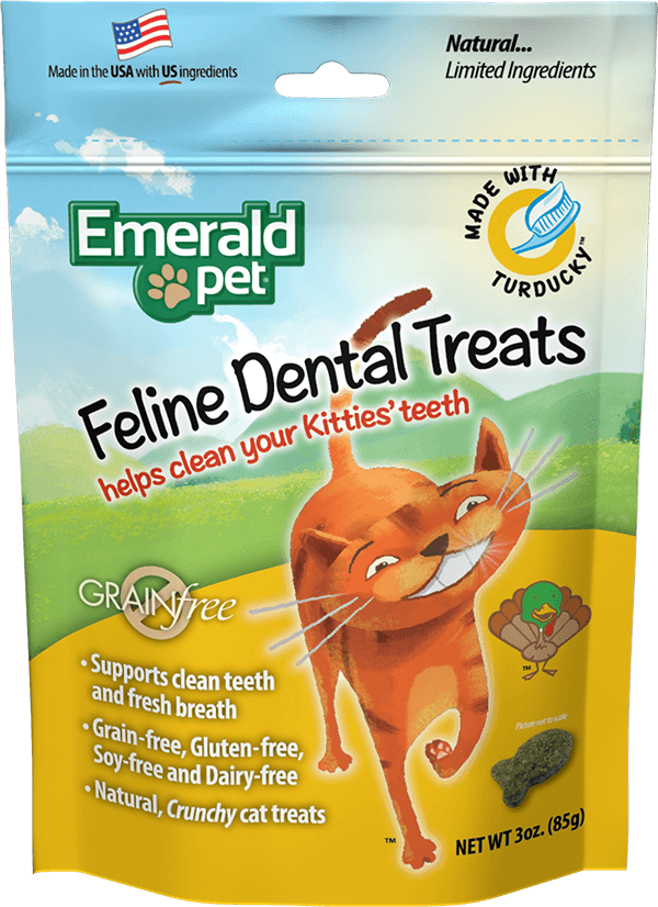 Feline Dental Treats | Turducky