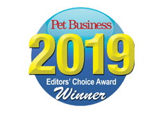 2019 editors award logo in blue