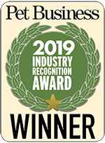 2019 Pet Business Recognition Award