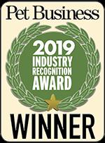 2019 Pet Business Recognition Award
