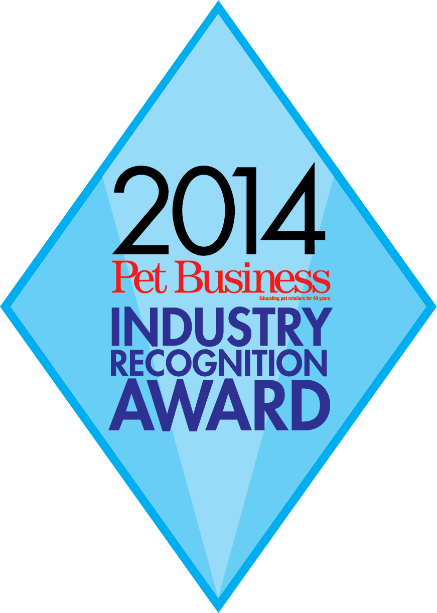 2014 Pet Business Award Winner