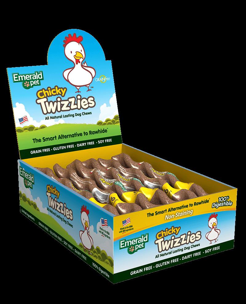 Twizzies | Chicky 9