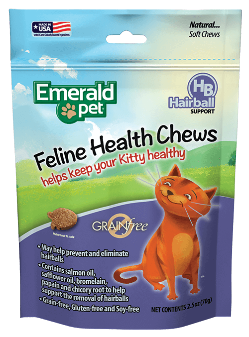 Feline Health Treat | Hairball