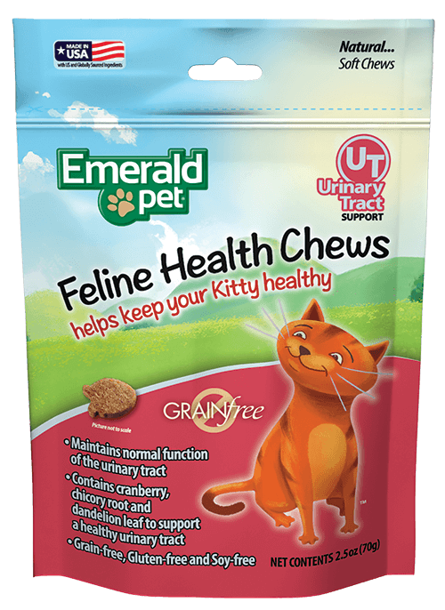 Feline Health Urinary Tract Treats