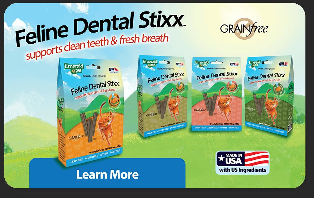 Feline Dental Stixx
