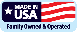Made in USA | Family Owned & Operated