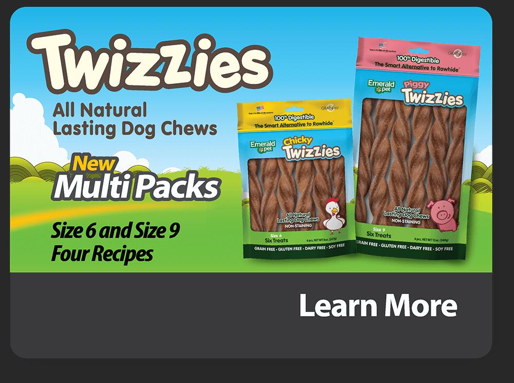 Twizzies Multi Packs - Learn More